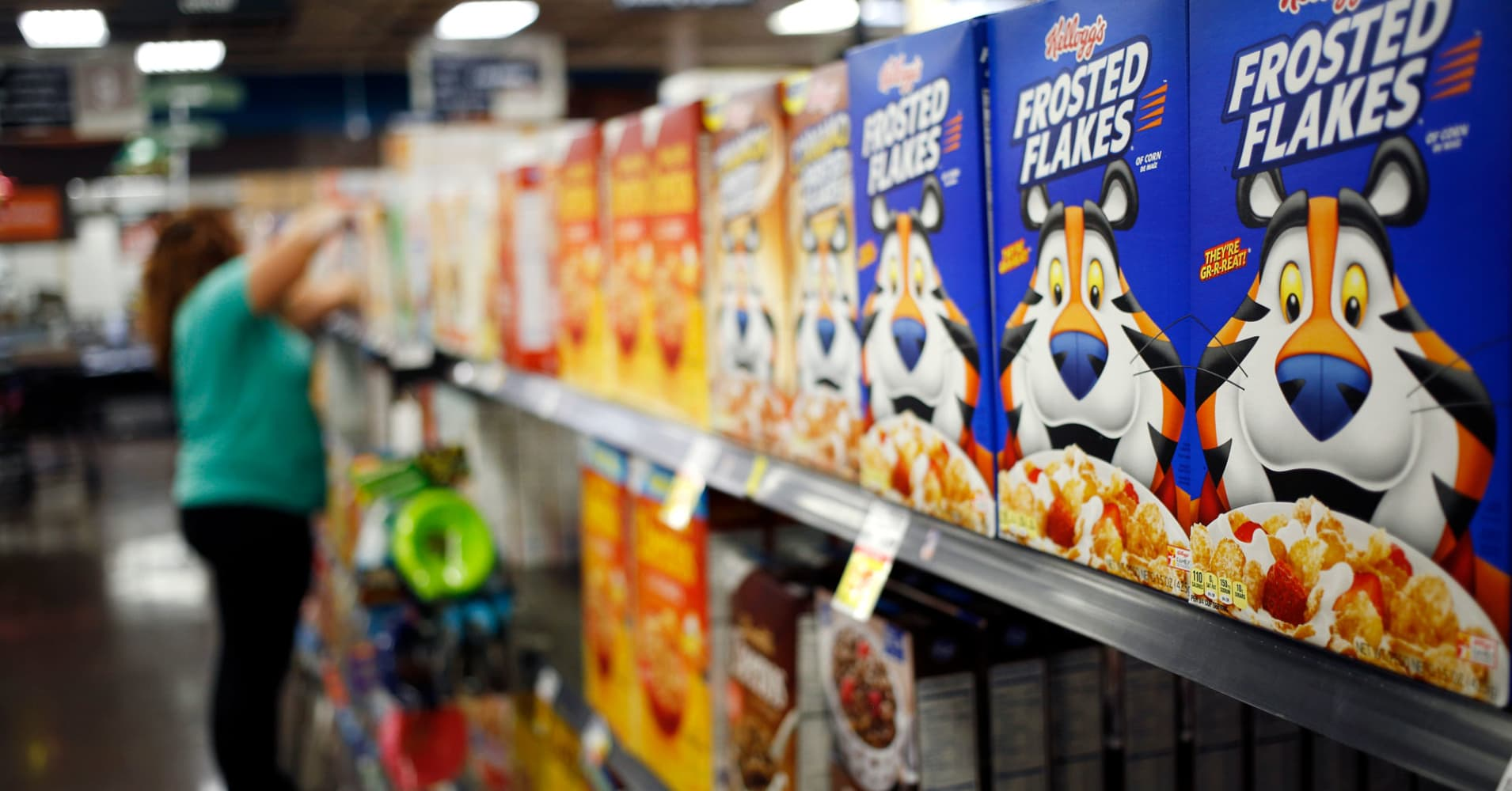 Kellogg And Other Staples Surge And Might Just Be Getting Started