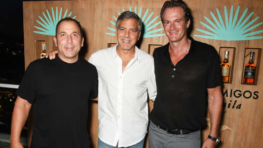 George Clooney just sold his tequila business for up to $1 billion 104543103-GettyImages-485034874.530x298