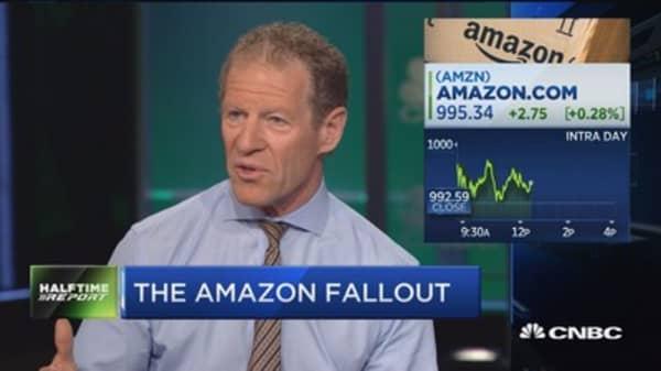 Amazon disrupts retail with Nike partnership