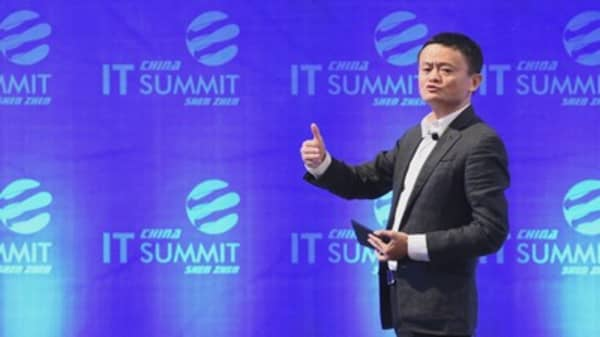 Jack Ma for Digital