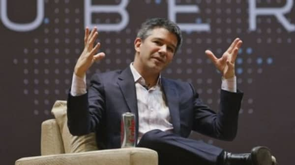 Uber's embattled CEO is out after a series of lawsuits and scandals