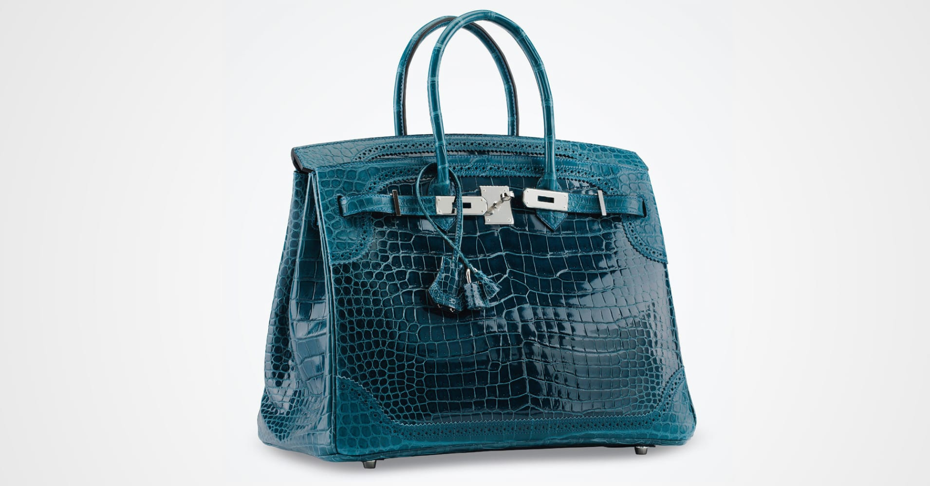 This Hermès Birkin Handbag Is Expected To For Over 50 000