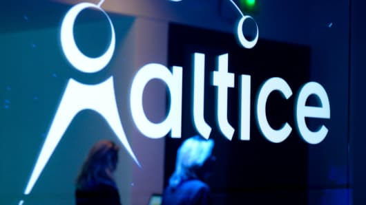 Cable Operator Altice Delivers Biggest US Telecom IPO in 17 Years