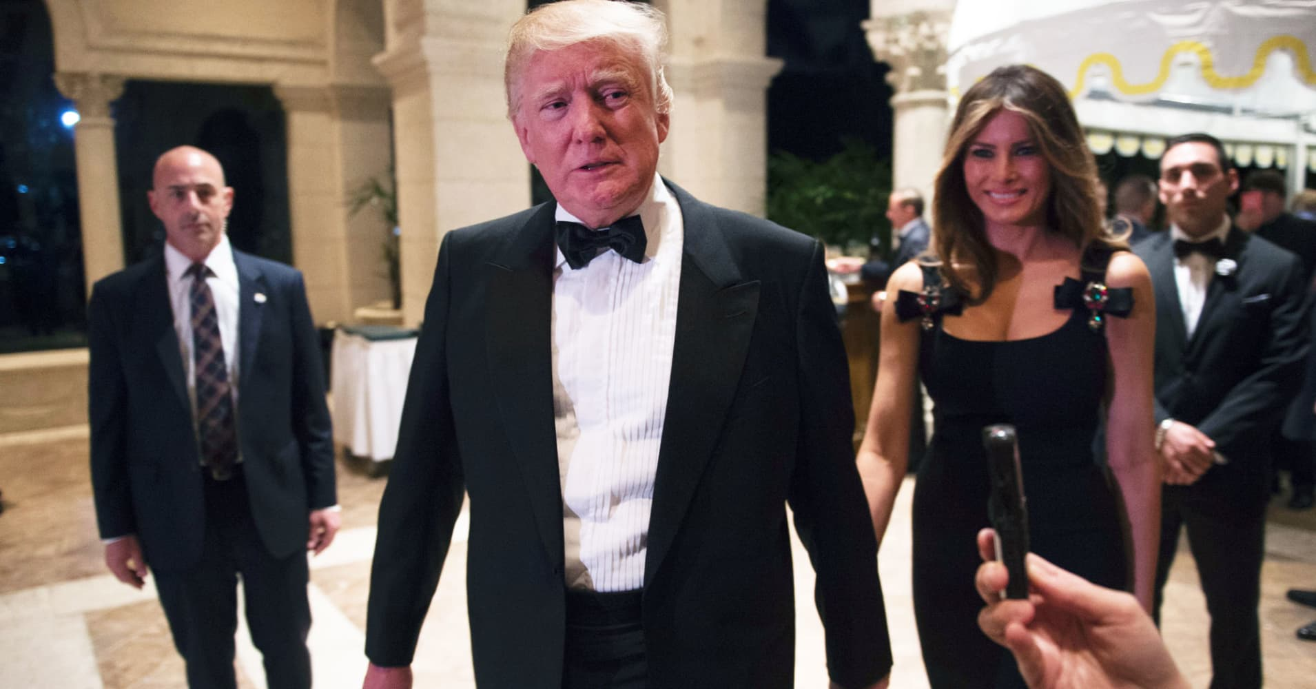 The Trump effect: Millionaires are more politically divided than ever
