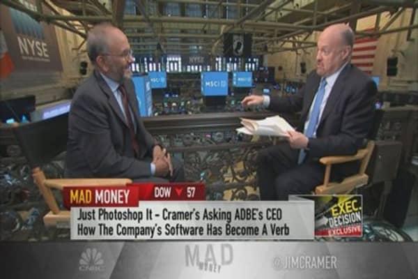 Adobe CEO on Microsoft partnership