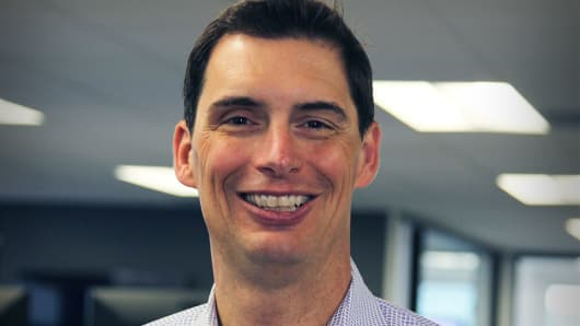 Smartsheet senior vice president of product Gene Farrell, formerly a vice president at Amazon Web Services (AWS).