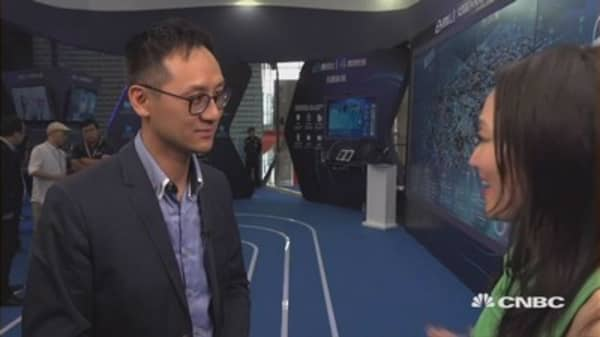 Tencent social network group president sees 'lot of opportunities' in AI