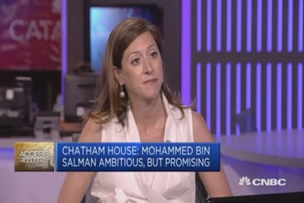 Expect a more robust and ambitious Saudi Arabia: Chatham House