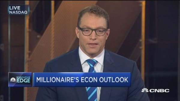 43% of millionaires expect S&P to be up more than 5% in 2017: CNBC survey