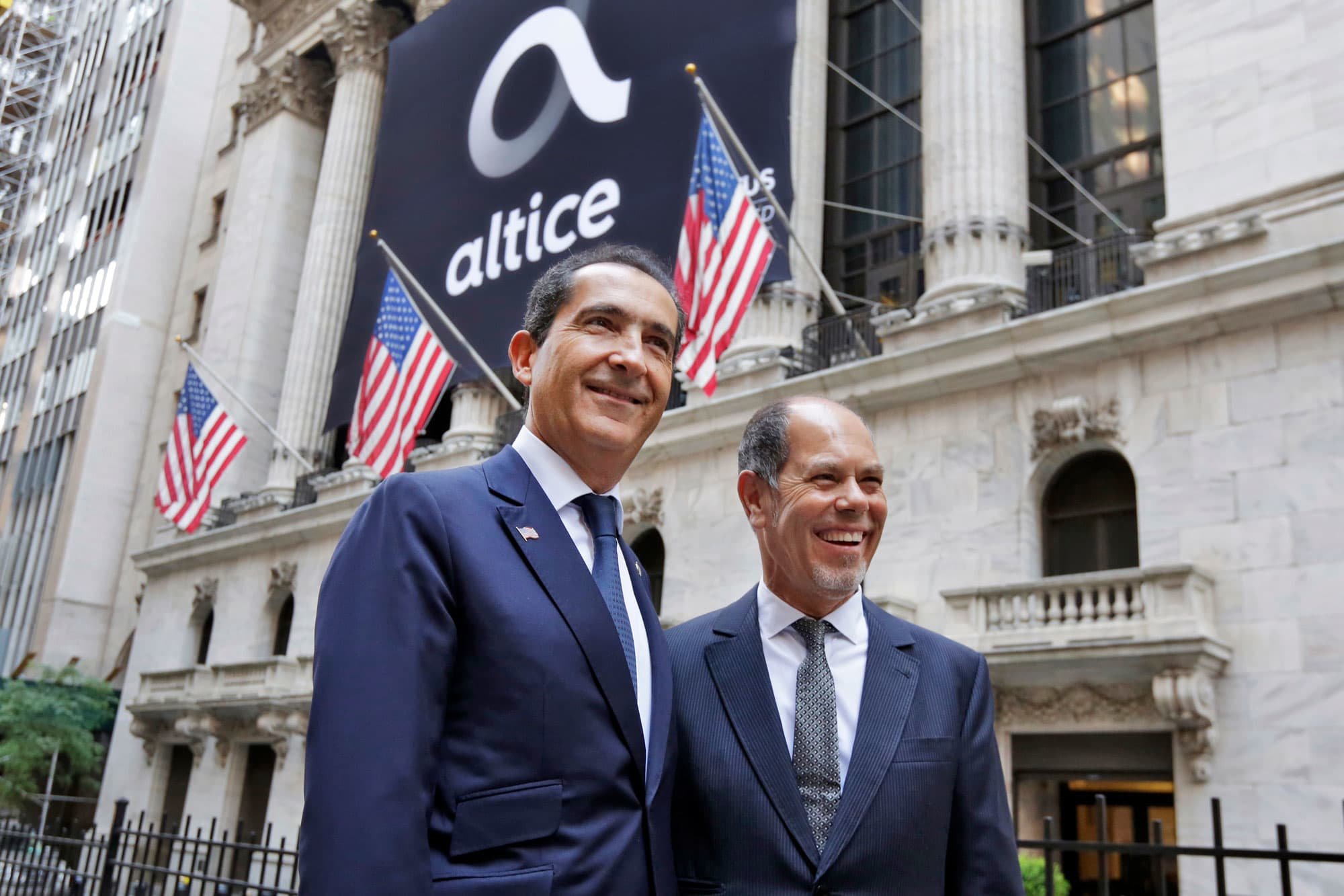 Altice Usa Ipo Stock Up In Opening Trade