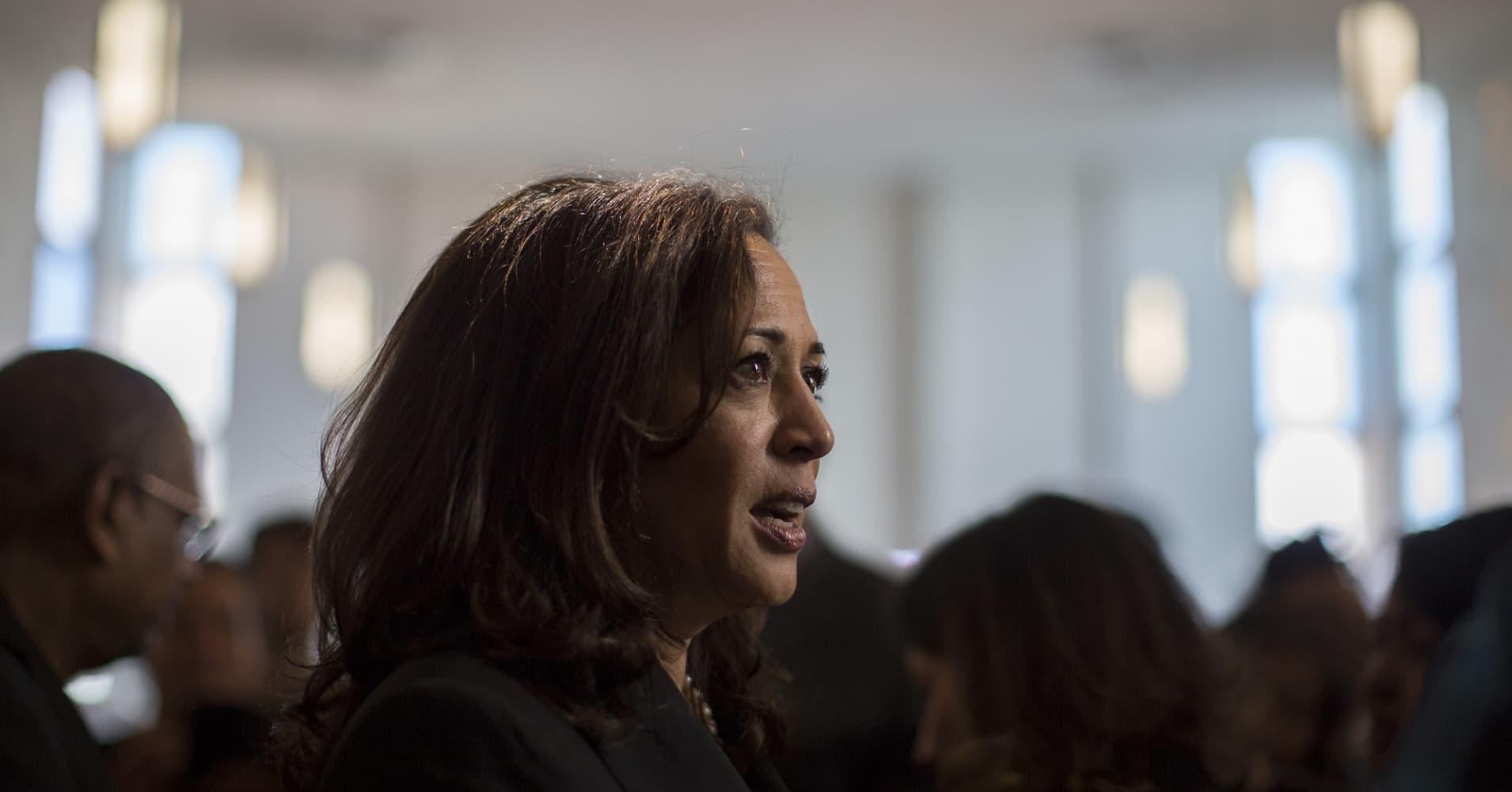 U.S. Senator Kamala D. Harris