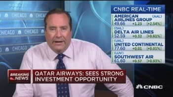 Qatar Airways: Stake in American Airlines is passive