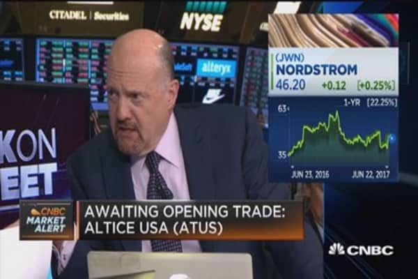 Nordstrom family moving to find private equity partner: CNBC's David Faber