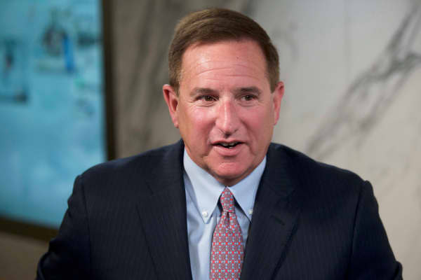 Mark Hurd, CEO of Oracle.