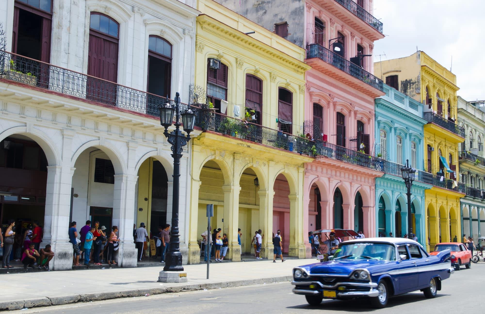 Interesting photos taken in Cuba