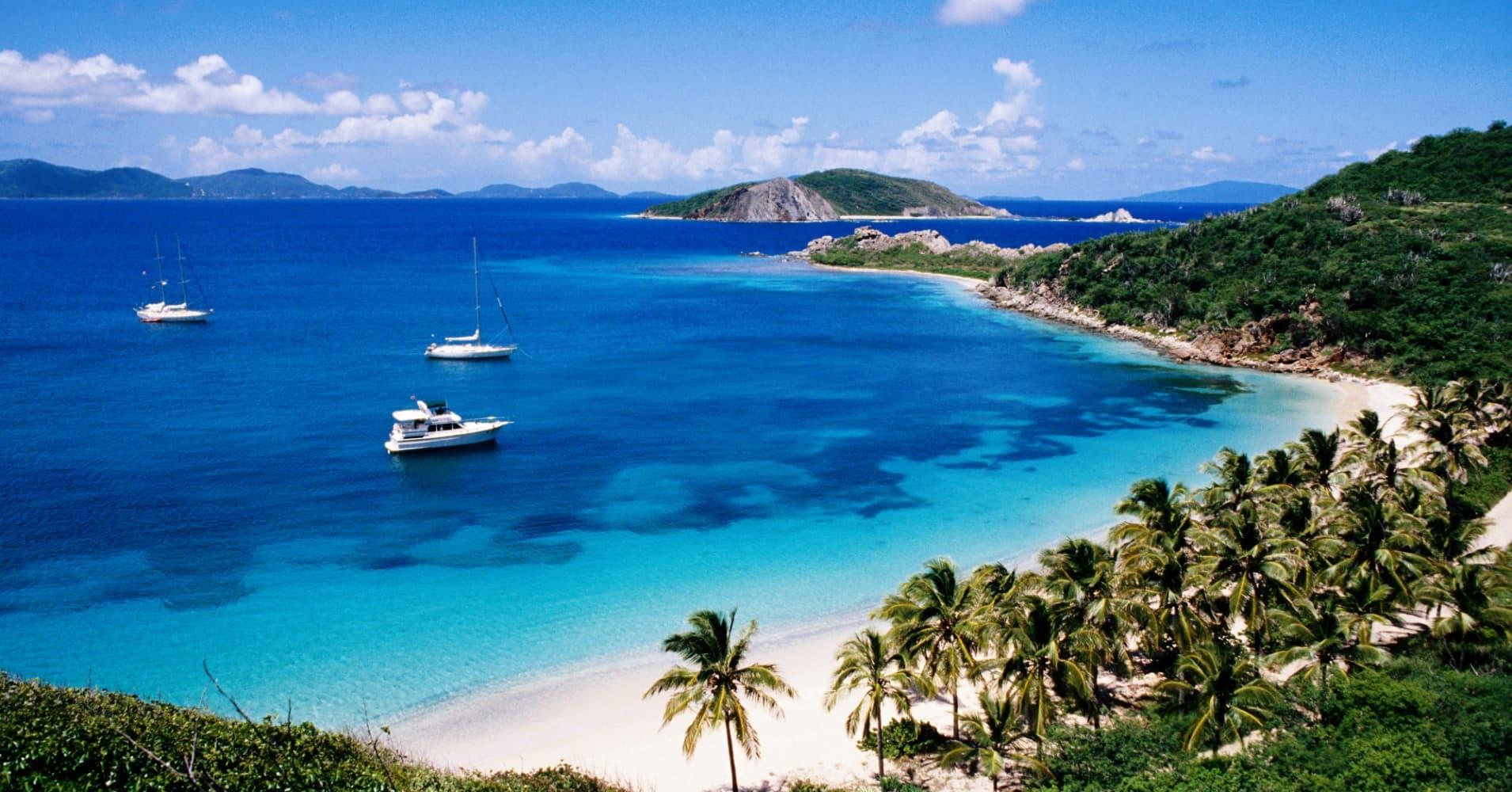 Virgin Gorda, Virgin Gorda, British Virgin Islands, Caribbean
