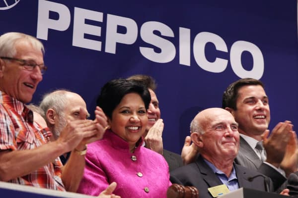 Indra Nooyi, CEO of PepsiCo, one of the companies in the CEO Action for Diversity & Inclusion alliance