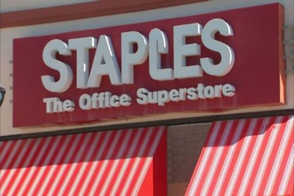 Sycamore Partners in advanced talks to buy Staples, with deal potentially topping $6 billion seen next week