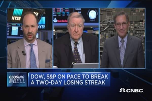 Closing Bell Exchange: Heavy skepticism on oil bounce