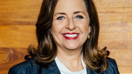 Susanne Daniels, Global Head of Original Content, YouTube.