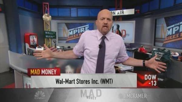 Market fighting back against Amazon