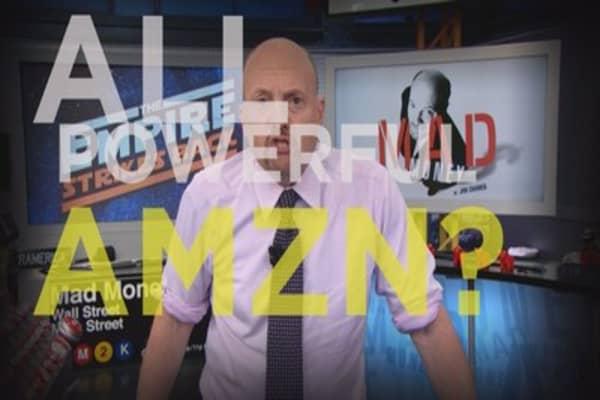 Cramer Remix: The biggest winner of Amazon's destruction of the mall