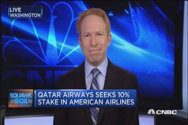 What's beyond Qatar's bid for a piece of American Air?