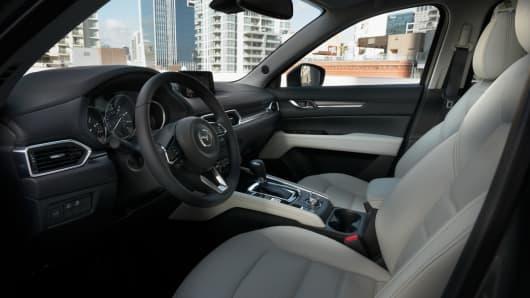 Handout: Mazda CX-5 2