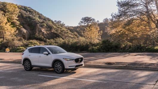 Handout: Mazda CX-5 4