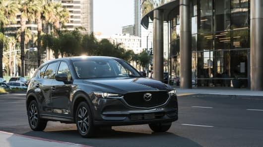 Handout: Mazda CX-5 5