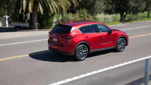 Handout: Mazda CX-5 6