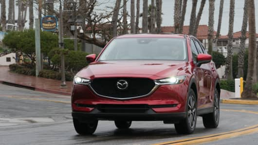 Handout: Mazda CX-5 7