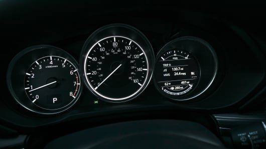 Handout: Mazda CX-5 9