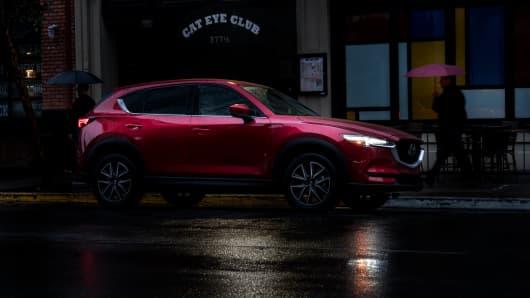 Handout: Mazda CX-5 11