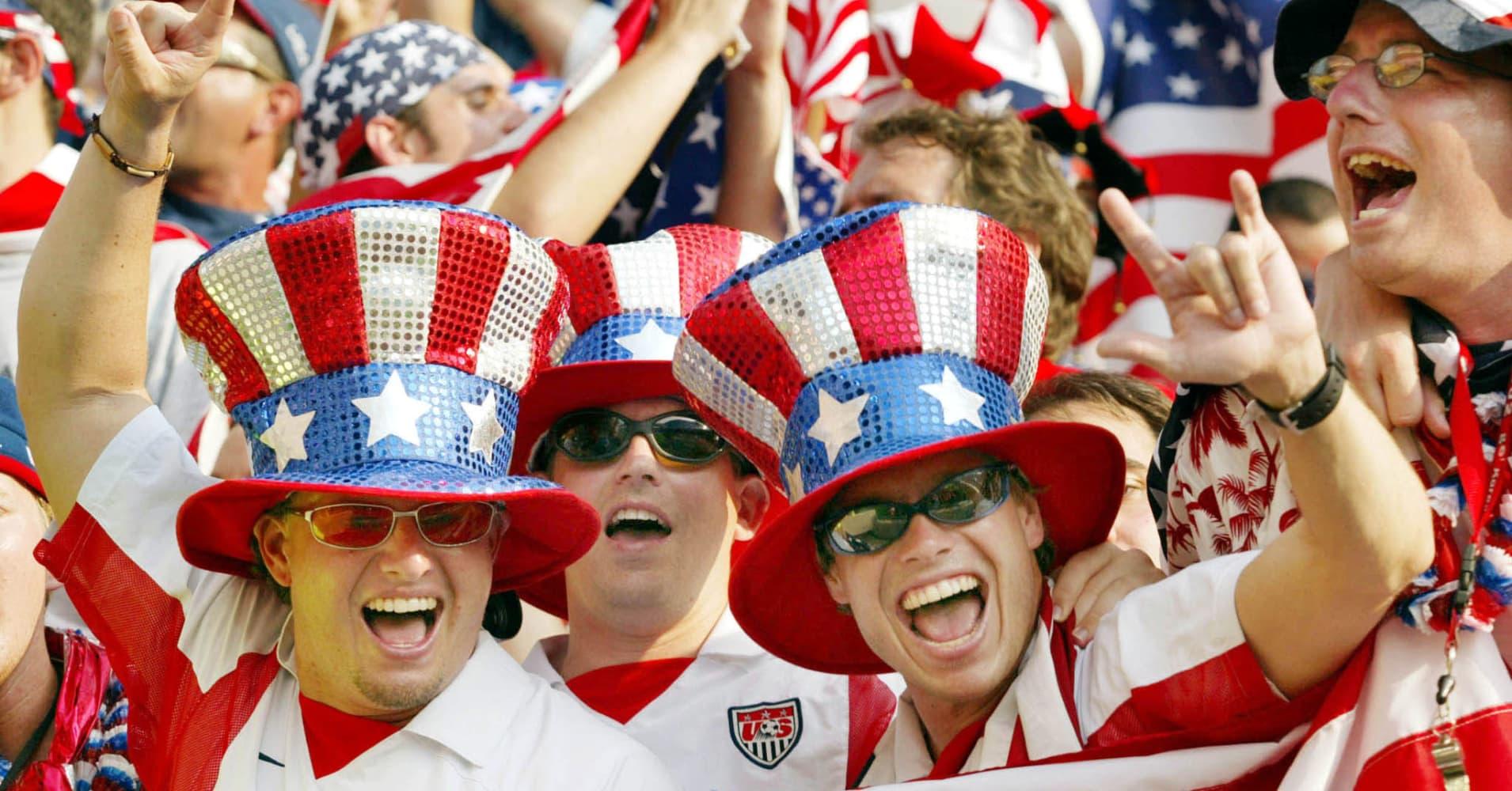 Morgan Stanley: Belief in 'American exceptionalism' among global investors has n...