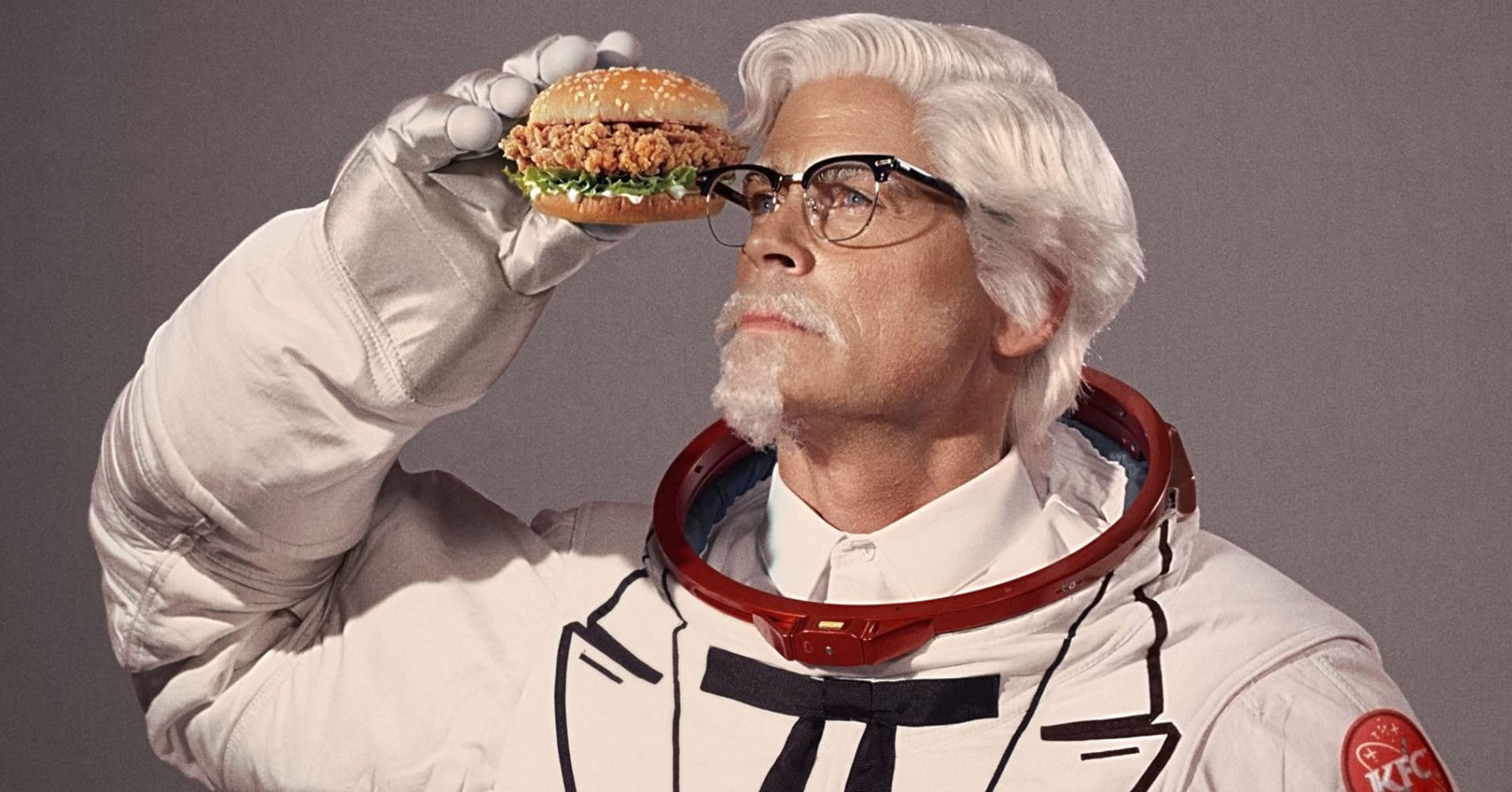The science behind KFC's plan to launch a chicken sandwich into space