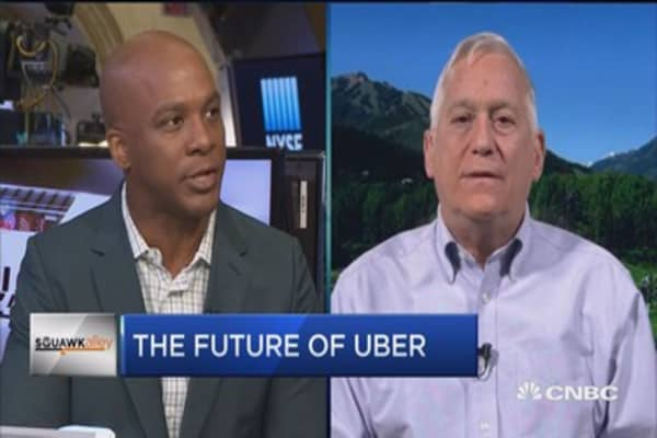 Don't discount an eventual Travis Kalanick comeback at Uber, says Walter Isaacson
