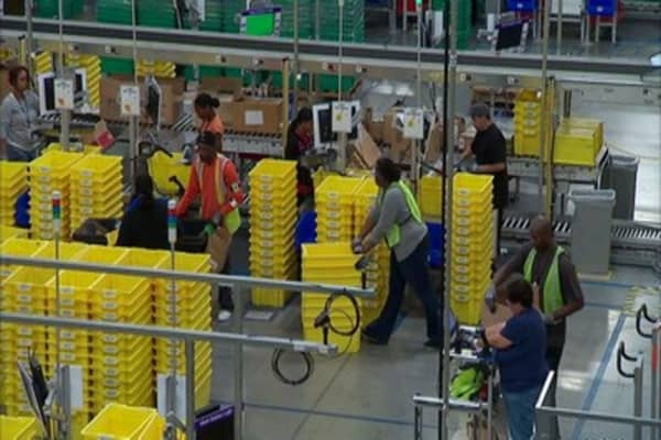 America is over-malled, but not enough warehouses to support Amazon