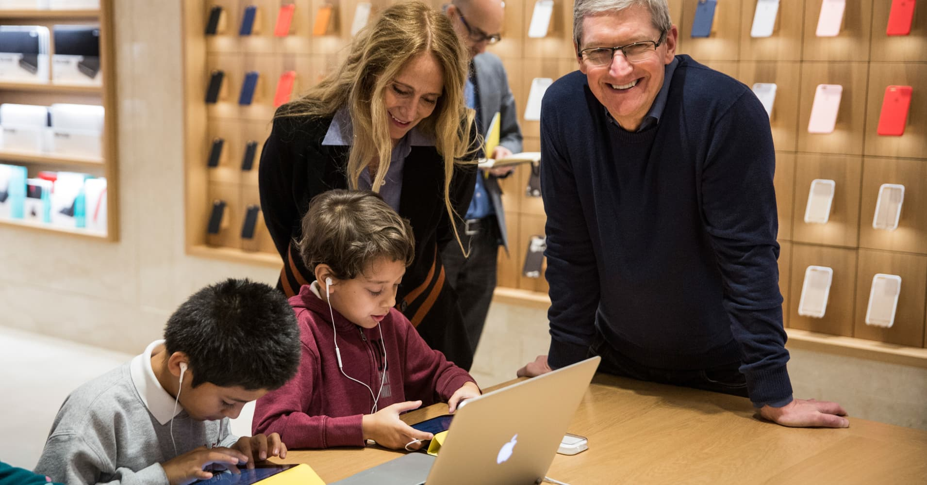 The Apple car just made the 'mother of all' lists: Tim Cook's most-hyped projects
