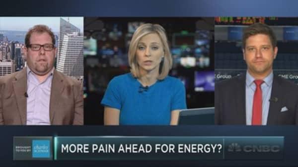 Crude oil just logged a huge losing streak