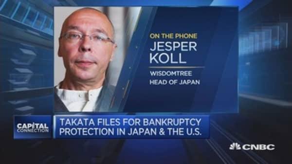 Japan Inc. and the Takata saga