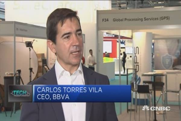 ECB should not spook markets too much: BBVA CEO