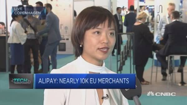 Alipay to launch in South Africa