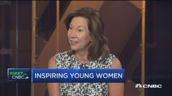 KPMG's program aims to mentor women leaders