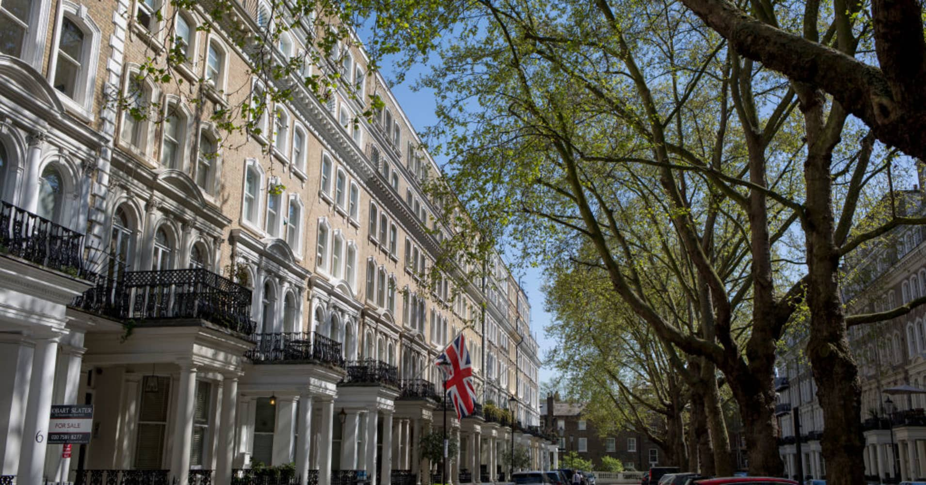Foreign landlords shun UK property market after tax hikes