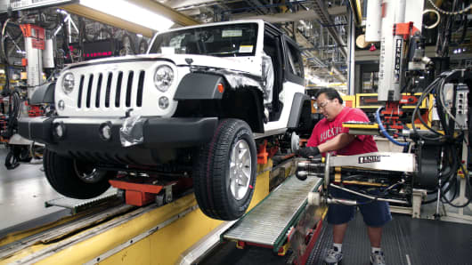 New Jeep SUVs Top Carscom List Of Americanmade Vehicles