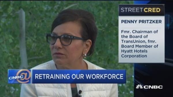 Penny Pritzer: We need to train workers for the 21st century
