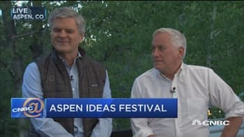 Full interview with Steve Case
