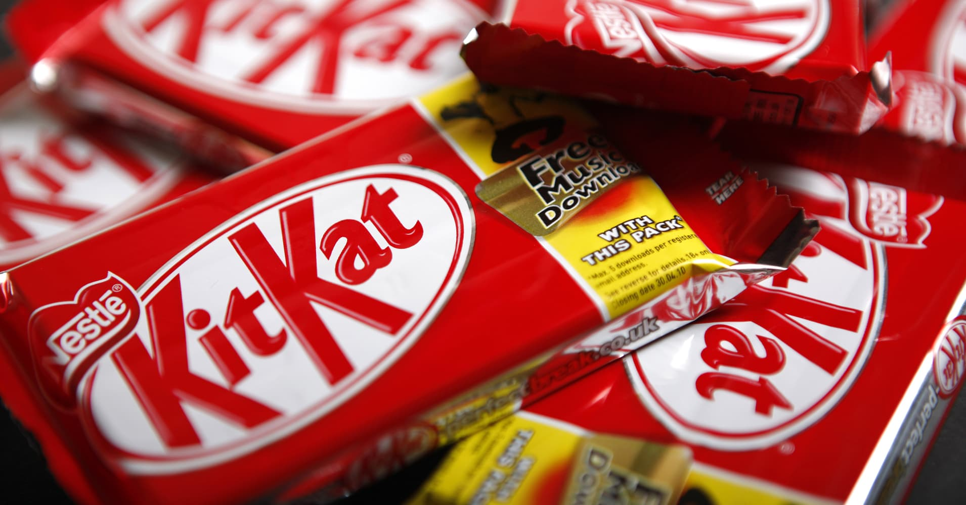 Nestlé shares hit record after Daniel Loeb's fund targets group