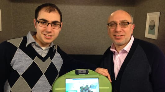 Goldstein Co potbot uses artificial intelligence to find the best marijuana strain